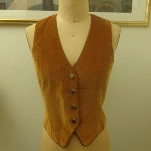 Vintage Patty Woodard Vest